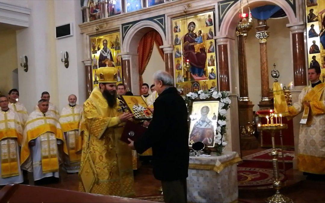 Dr. Gyulai Gábor kapta idén a Szent Miklós-díjat