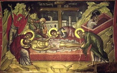 A nagyheti és húsvéti szertartások rendje
