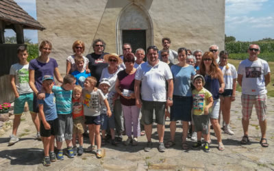 Családi hétvége Tivadaron