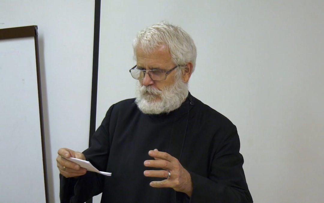Ivancsó István atya előadása az Eucharisztiáról és a Szent Liturgiáról